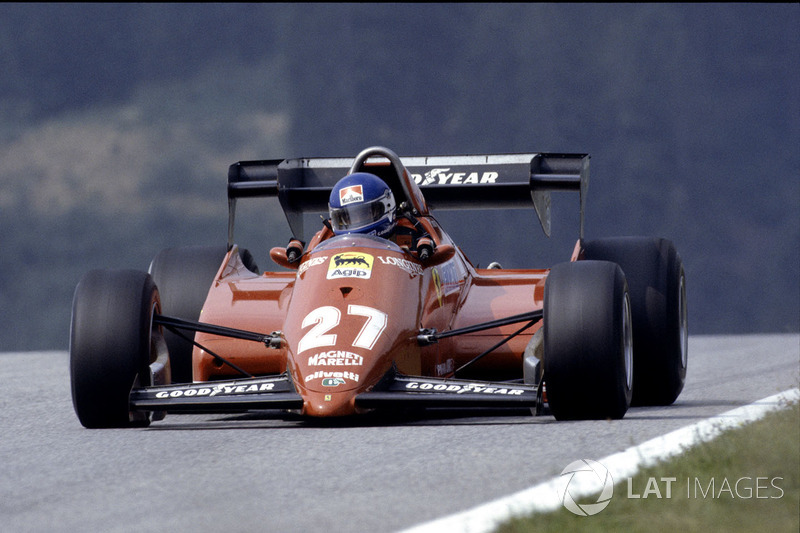 17. Патрик Тамбэ, Ferrari 126C3, Гран При ЮАР-1983 (Кьялами): 1:06,554