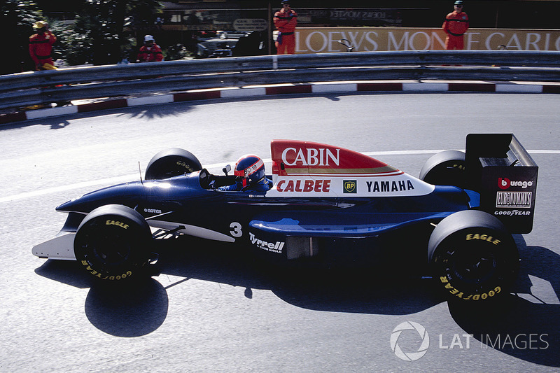 19. Укио Катаяма (95 Гран При)