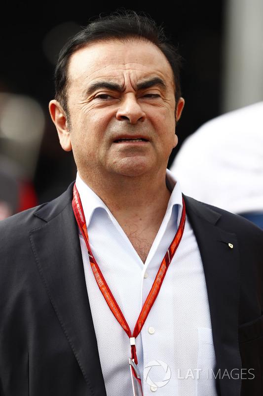Генеральни директор Renault Sport F1 Team Карлос Гон