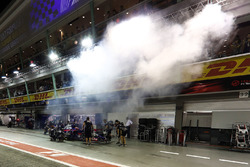 Пит-стоп: Даниил Квят, Scuderia Toro Rosso STR12