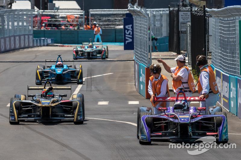 Alex Lynn, DS Virgin Racing in trouble