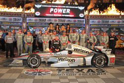 Ganador, Will Power, Team Penske Chevrolet