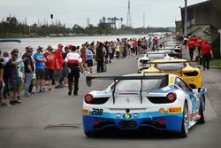 #208 Ferrari of Denver: John Boyd