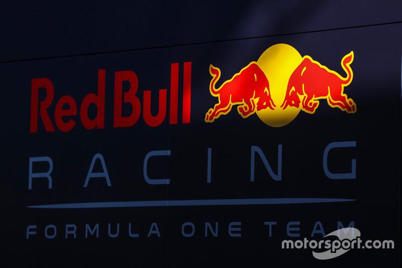 Logo: Red Bull Racing