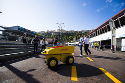 DHL-Roboter