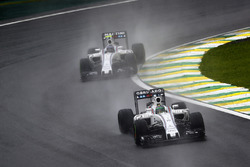Felipe Massa, Williams FW38, Valtteri Bottas, Williams FW38