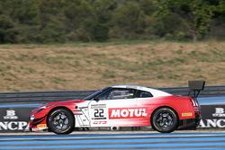 #22 Motul Team RJN Motorsport Nissan GT-R Nismo GT3: Matt Simmons, Struan Moore, Matthew Parry