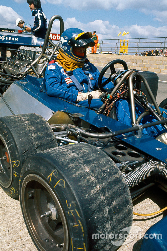 Ronnie Peterson, Tyrrell P34-Ford