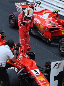 1. Sebastian Vettel, Ferrari SF70-H