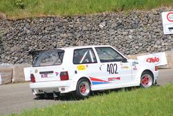 Hansueli Mathys, Fiat Uno, Equipe Bernoise