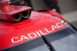 Detail #31 Action Express Racing Cadillac DPi: Eric Curran, Dane Cameron
