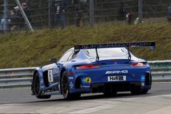 #6 AMG-Team Black Falcon, Mercedes-AMG GT3: Bernd Schneider, Maro Engel, Adam Christodoulou, Manuel Metzger