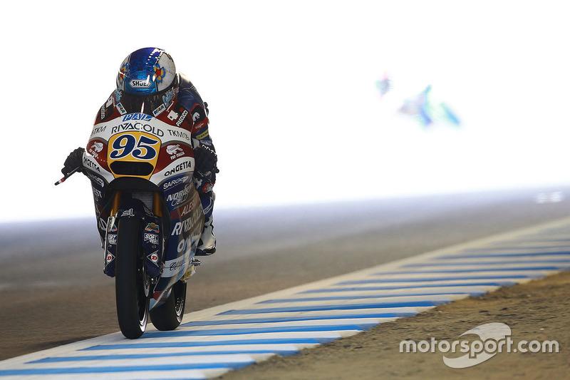 Jules Danilo, Ongetta-Rivacold, Moto3