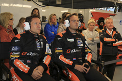 #38 G-Drive Racing Gibson 015S-Nissan: Simon Dolan, Giedo van der Garde