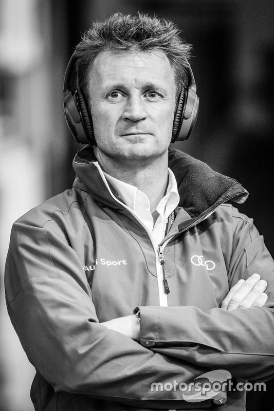 Audi Sport Team Joest: Allan McNish