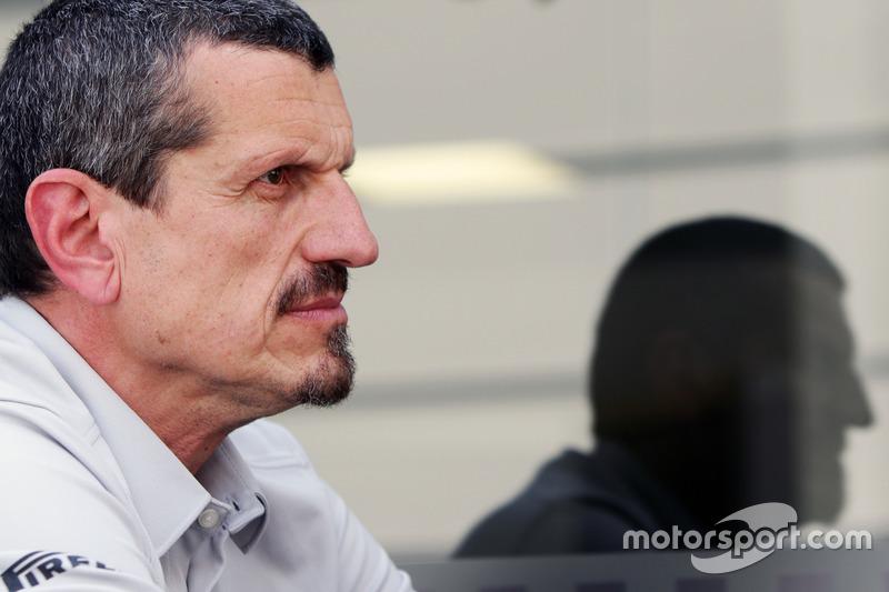Guenther Steiner, Haas F1 Team