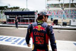 Карлос Сайнс мл., Scuderia Toro Rosso