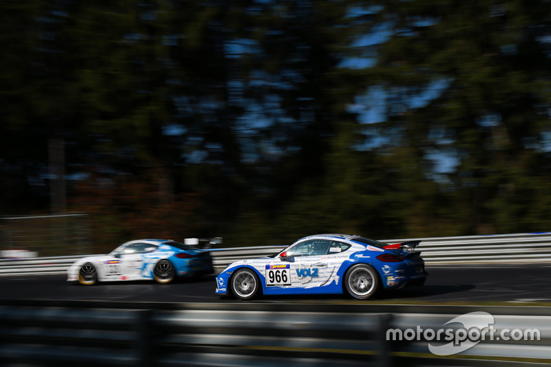 Rob Thomson, Marc Keilwerth, Porsche Cayman GT4 Clubsport