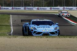 #63 Lamborghini Gallardo GT3, Imperiale Racing: Postiglione-Gagliardini
