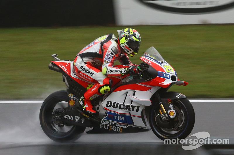 8. Andrea Iannone, Ducati Team
