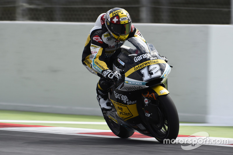 Thomas Lüthi (Interwetten), Moto2 - 5. Platz