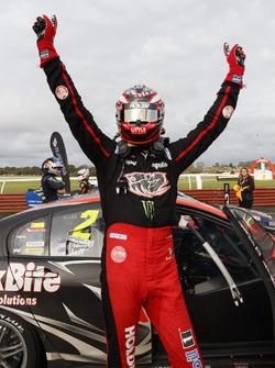 Race winner Garth Tander, Holden Racing Team