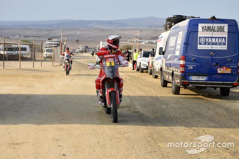 #3 Himoinsa Racing Tem: Gerard Farres Guell