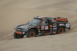 Tim en Tom Coronel, Maxxis Dakar Team