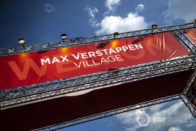 Area Max Verstappen Village