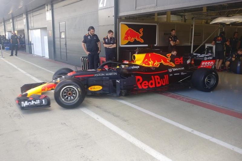 Sébastien Buemi, Red Bull Racing RB14