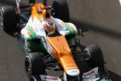 Jules Bianchi, Force India VJM05