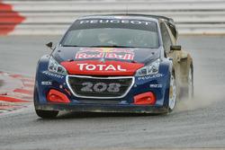 Timmy Hansen, Peugeot