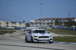 #09 TA4 Ford Mustang, Chris Outzen of DWW Motorsports