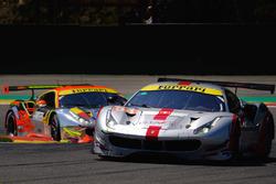 #54 Spirit of Race Ferrari 488 GTE: Thomas Flohr, Francesco Castellacci, Giancarlo Fisichella