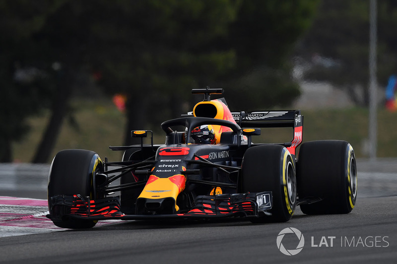 18: Daniel Ricciardo: 116 grandes premios (el 83,45% de los disputados)