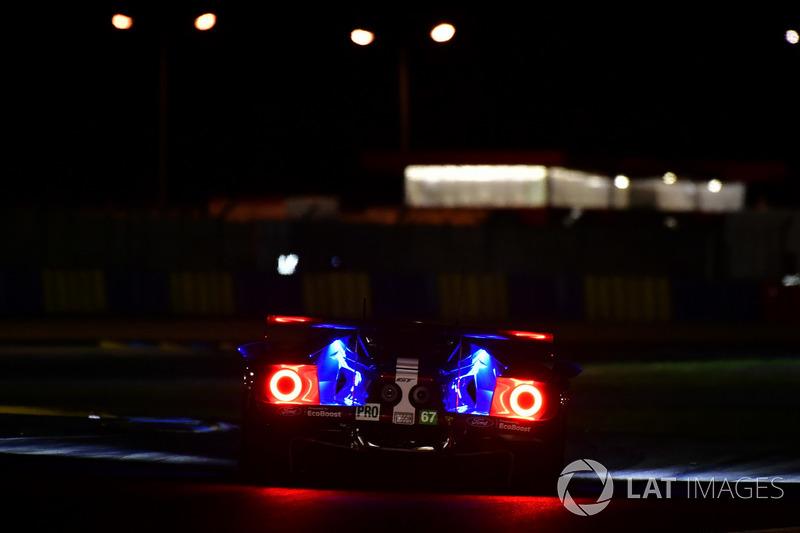 Энди Приоль, Харри Тинкнелл, Тони Канаан, Ford Chip Ganassi Team UK, Ford GT (№67)