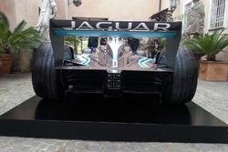 Jaguar I-Type II, dettaglio posteriore