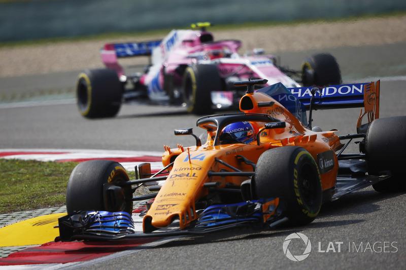 Яке місце посяде Force India?