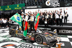 Pemenang Joao Barbosa, Christian Fittipaldi, Filipe Albuquerque, Action Express Racing