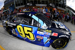 Michael McDowell, Leavine Family Racing Chevrolet, Leavine Family Racing, Chevrolet SS