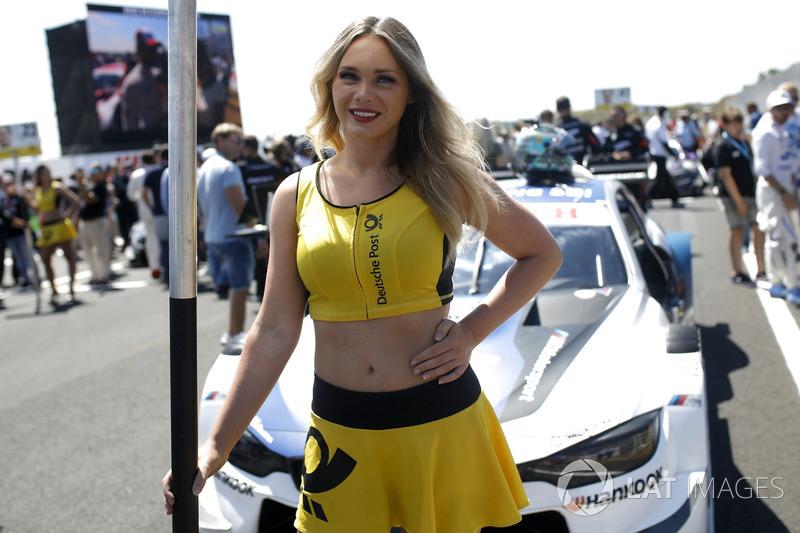 Chica de la parrilla de Philipp Eng, BMW Team RBM