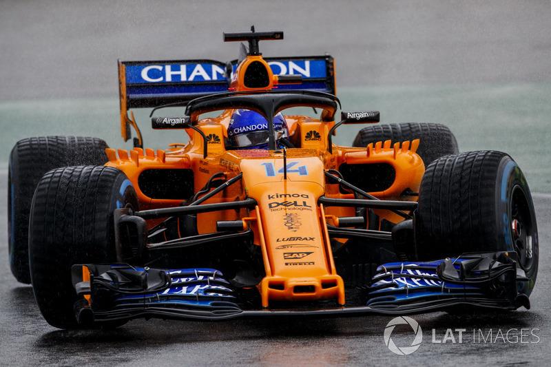 8. Фернандо Алонсо, McLaren — 40