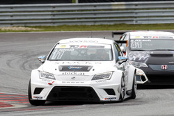Jürgen Schmarl, Target Competition, SEAT Leon Cup Racer