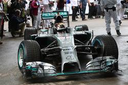 Паскаль Верляйн, Mercedes-Benz F1 W05 Hybrid