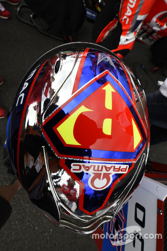 Helm von Scott Redding, Pramac Racing