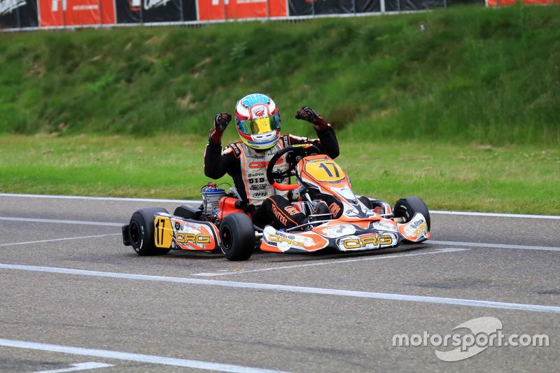 DKM: TB Racing Team, CRG