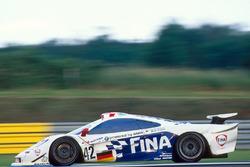 Em 1996 Piquet se aventurou nas 24 Horas de Le Mans. Correndo ao lado de Johnny Cecotto e Danny Sullivan, Piquet guiou uma McLaren e terminou em oitavo. No ano seguinte, junto com JJ Lehto e Steve Soper, o brasileiro foi obrigado a se retirar por conta do