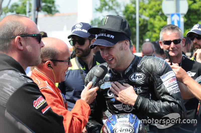 Sieger Ian Hutchinson, Yamaha