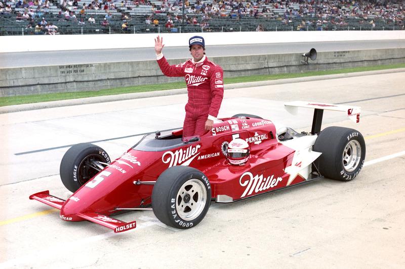 1985: Danny Sullivan