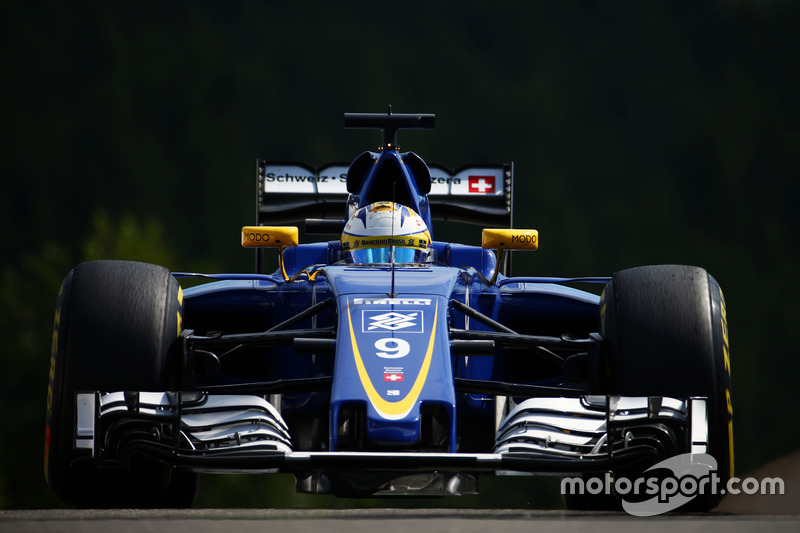 20: Marcus Ericsson, Sauber C35 (inc. 10-place grid penalty)